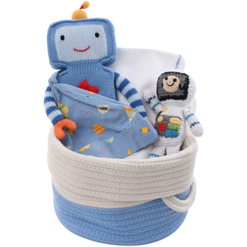 Gift Basket for Baby - Blast Off
