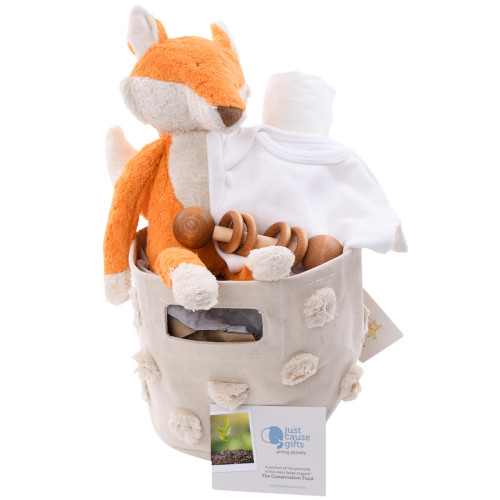 Woodland Baby Gifts - Clever Little Fox