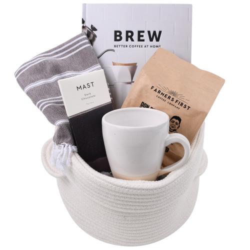Gift Basket for Friend - Coffee Break