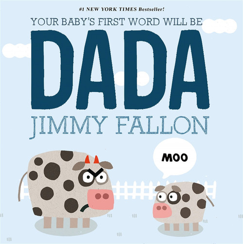 Board Book for Dads - Jimmy Fallon's