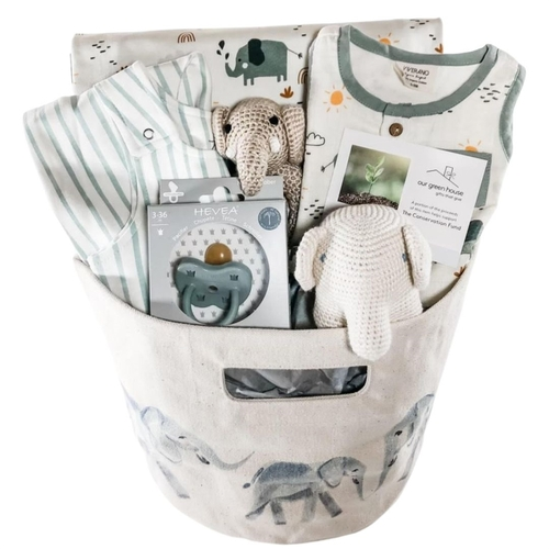 Baby Gifts That Give Back - Elephant Parade