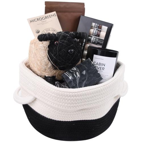 Gift Basket for Man - Ewe Deserve This