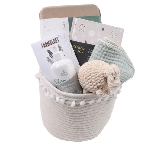 Pregnancy Gift Basket - Expecting Ewe