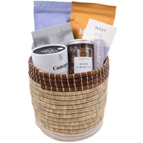 Get Well Gift Basket - Feel Better