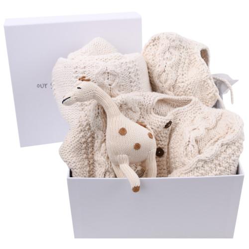 Upscale Organic Baby Gift Box - Generations