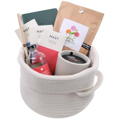 Thank You Gift Basket - Grateful