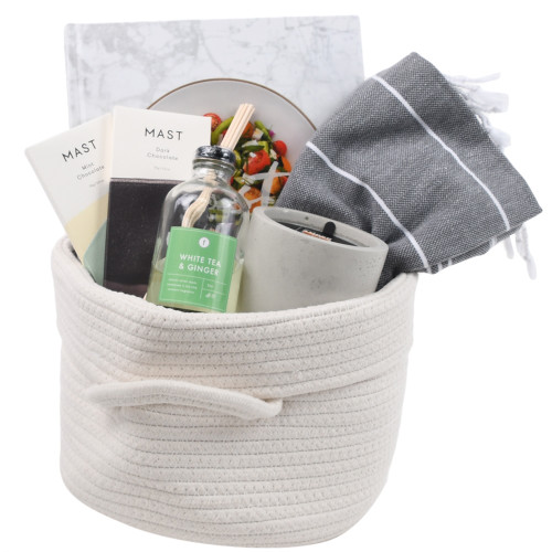 Housewarming Gift Basket - Invited Over