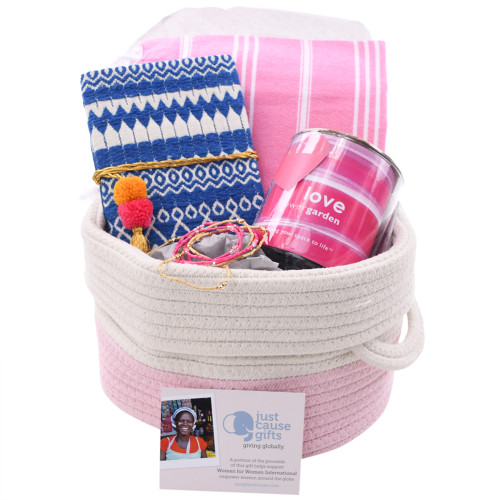 Gift Basket for Her - Love