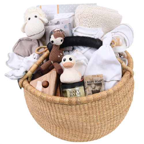 Luxury Baby Gift Basket for Group Gifts - Wonder Full