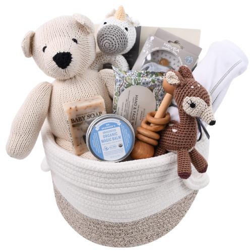Adorable Baby Gift Basket - Magic Happens