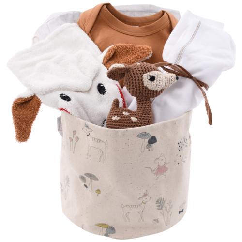 Organic Baby Gift Basket - Meadow Love