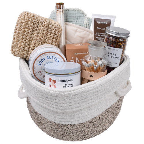 Spa Gift Basket - Stay Home