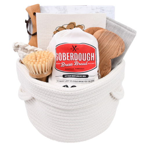 Gift Basket for Cook  -  Who Loves to Cook?