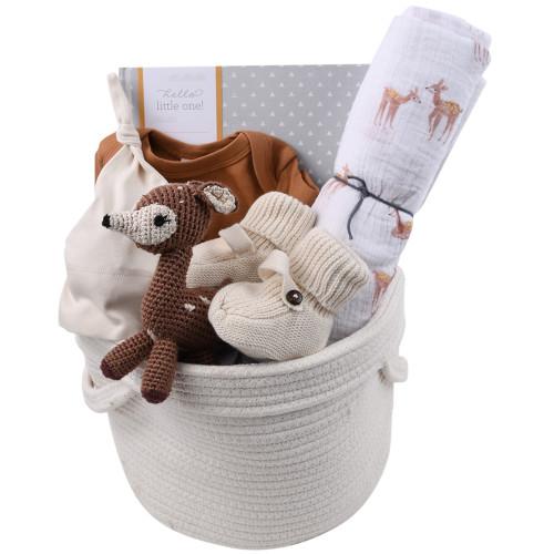 Baby Gift Basket for Boy or Girl - My Deer-est