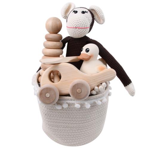 Kids Gift Basket - Toddler - Naturally Fun