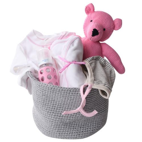 Luxury Baby Gift Basket - XOXO