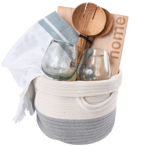 Care Package Gift Basket - Picnic at Home