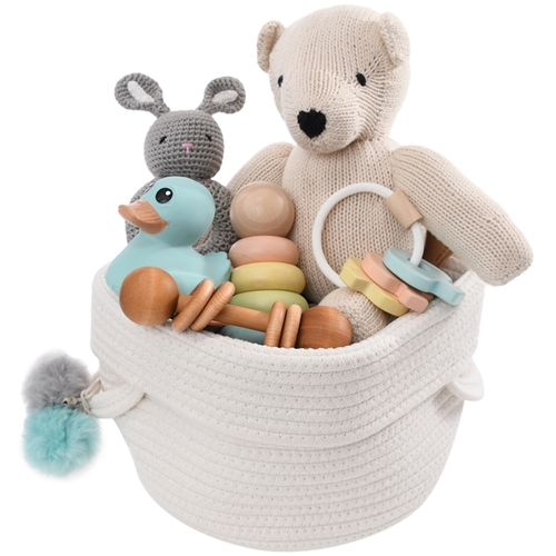 Organic Baby Toys Gift Basket - Play Nice