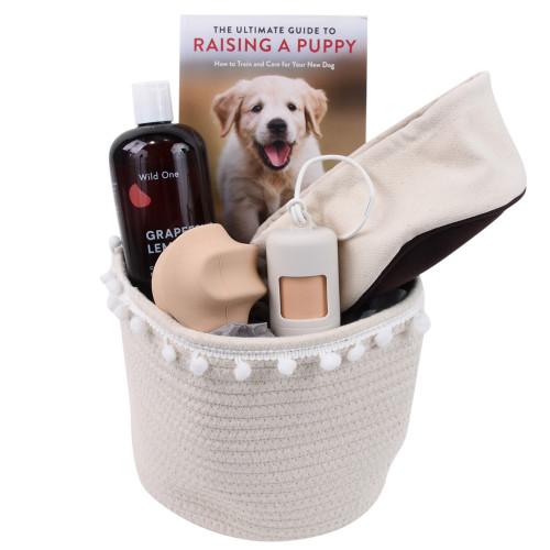 New Puppy Gift Basket Dogs - Puppy Power