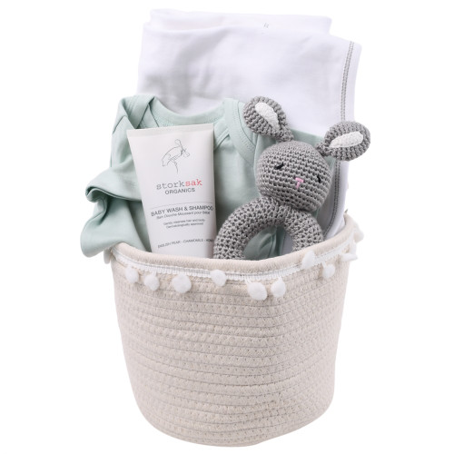 Organic Baby Gift Basket - Special Delivery