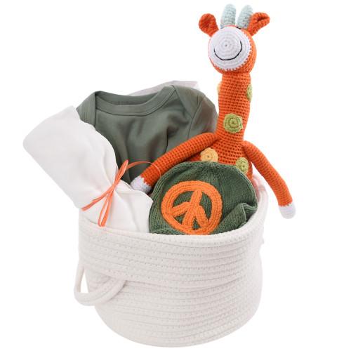Unique Baby Gift Basket - Big Stretch