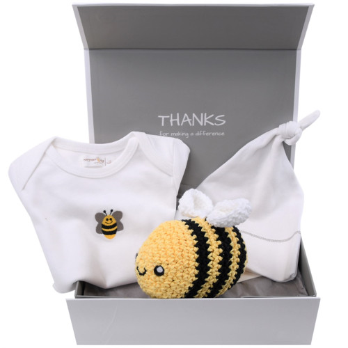 Eco Friendly Baby Gift Box - Sweet as Can Bee