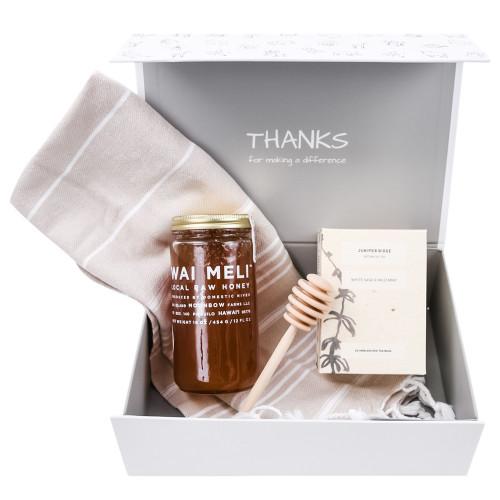 Organic Tea Gift Box Get Well - Time for Tea
