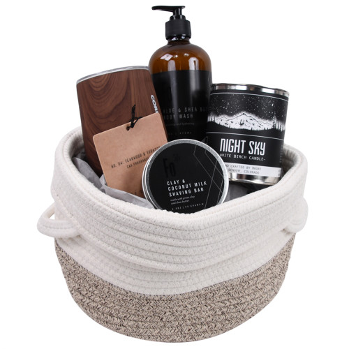 Gift Basket for Guys - Treat for Him