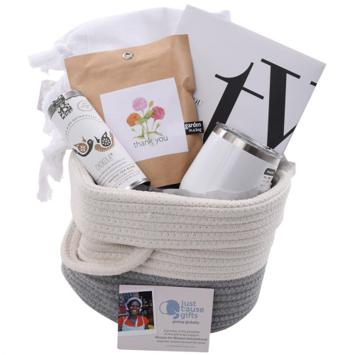 Thank You Gift Basket - Thanks a Bunch!