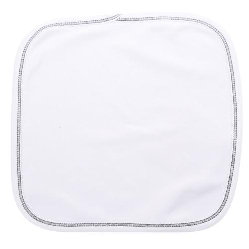 Organic Baby Washcloths - Grey