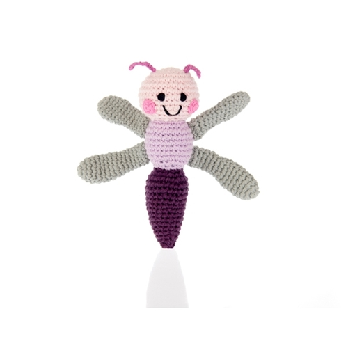Soft Dragonfly Rattle