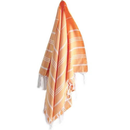 Turkish Kitchen/Hand Towel - Tiger Lily
