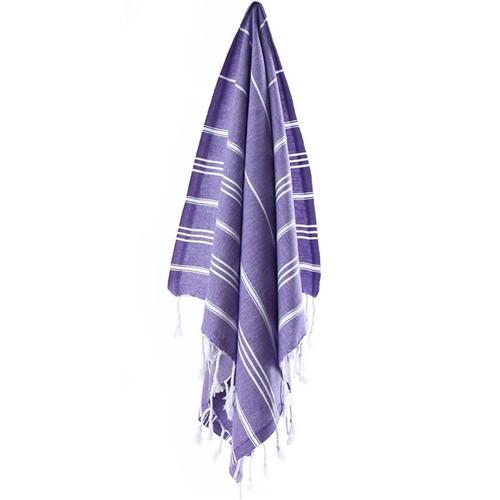 Turkish Kitchen/Hand Towel - French Violet
