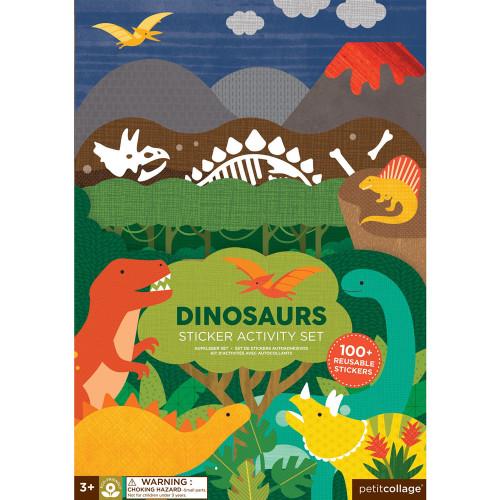 Dinosaur Sticker Activity Set