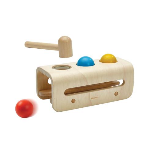 Plan Toys Hammer Balls Pounding Toy