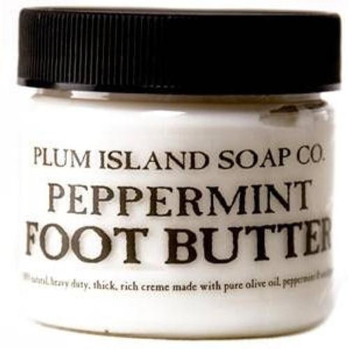 Best Foot Cream - Natural Peppermint Butter 2 oz