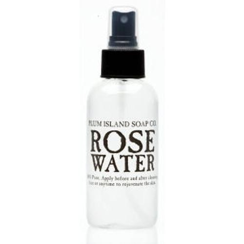 Natural Face Spray - Rose