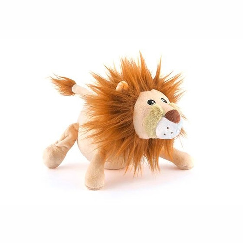Recycled Dog Toys - Lion