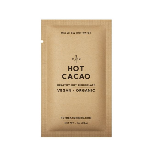 Organic Hot Cacao - Single Serving