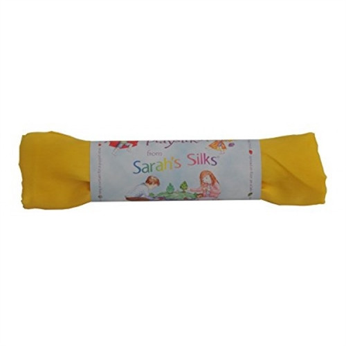 Waldorf Toys - Play Silks - Yellow