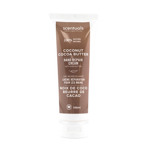 Organic Hand Repair Cream - Coconut Cocoa Butter