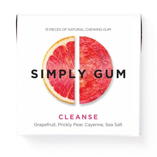 Natural Chewing Gum - Cleanse