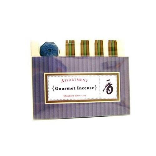 Japanese Incense Sticks - Gourmet Assortment