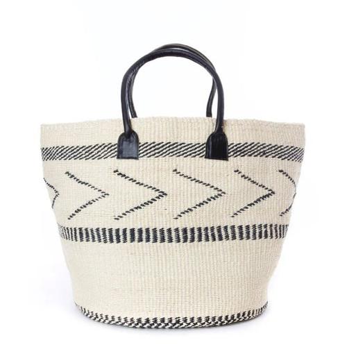 Handwoven Tote Bag - Empress