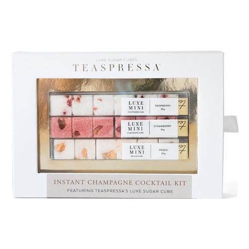 Teaspressa Natural Instant Champagne Cocktail Kit