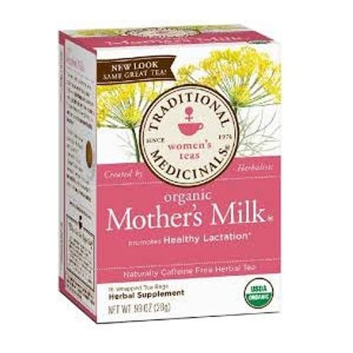 Traditional Medicinals - Organic Mother's Milk Tea