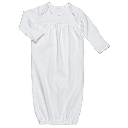 Organic Baby Gown - Under the Nile 0-3m