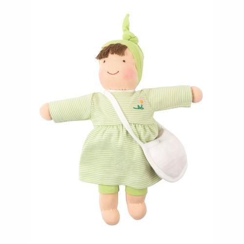 Waldorf Dress Up Doll - Green