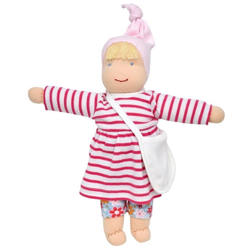 Waldorf Doll with Blonde Hair