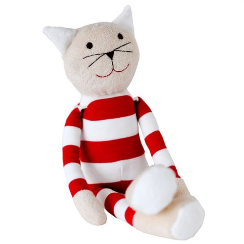 Organic Baby Toy - Tilly the Cat